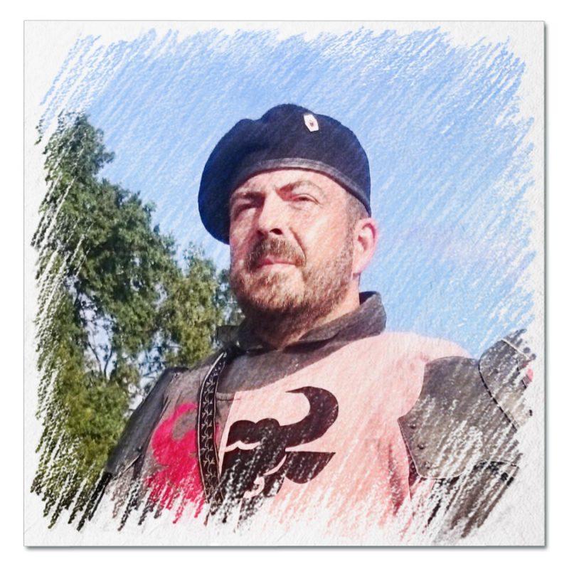 Profilbild von Geret Rabenklaue